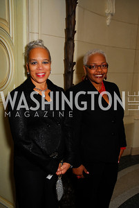 Andrea Ellard, Diane Mathis, Paint the Town Red, November 3, 2011, Kyle Samperton