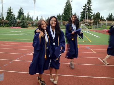 Pamela's Graduation