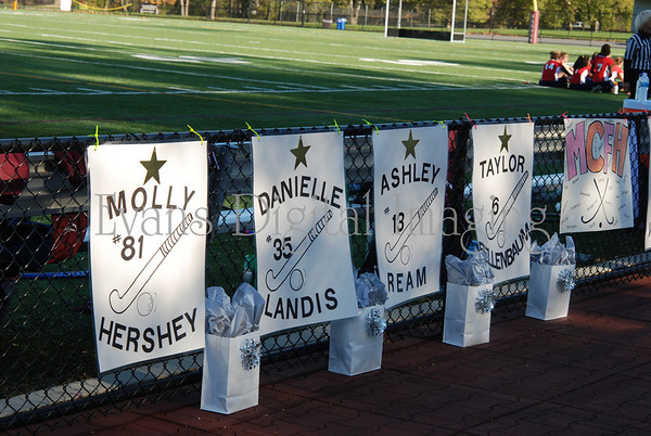 High School Field Hockey 2009