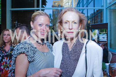 Photo by Alfredo Flores. Park Hyatt Masters of Food and Wine Reception. Blue Duck Tavern Terrace. June 2, 2011