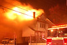 Paterson 12-22-12 : Paterson second alarm at 83 Carroll St. on 12-22-12.
