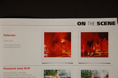 Jersey Firefighters Magazine - July-August 2012