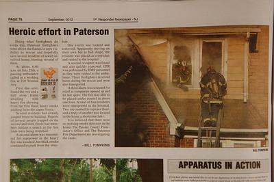 1st Responder Newspaper - September 2012