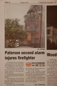 1st Responder Newspaper - October 2012