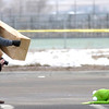 "BOMB1.jpg Emergency personnel take pictures of the Kermit the Frog doll in the parking lot of Peak to Peak Charter School Wednesday morning. The doll, with other suspicious packages, were found in the parking lot causing the school to be locked down and closed for the day. The bomb squad was called out and determined the packages posed no danger. FOR A VIDEO FROM THE SCENE GO TO  <a href=""http://WWW.DAILYCAMERA.COM"">http://WWW.DAILYCAMERA.COM</a><br /> Photo by Paul Aiken"