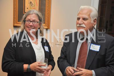 Cathy Carlson, Bill Panici
