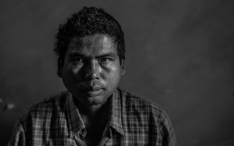 Pholram - the tortured man