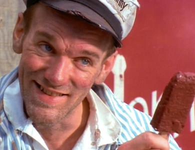 Captain Scrummy suggests a Fudgey Bar