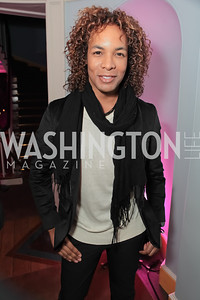 Paul Wharton. Pharrell WIlliams introduces his new liqueur Qream. September 30, 2011. Photo by Alfredo Flores