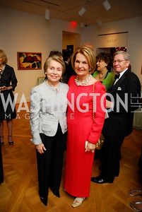 Esthy Adler,Vicki Sant,,Phillips Collection Gala 2011.May 13,2011,Kyle Samperton