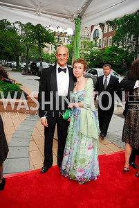 Michael Chertoff,Meryl Chertoff,Phillips Collection Gala 2011.May 13,2011,Kyle Samperton
