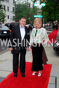 Al Pierce,Lola Reinsch,Phillips Collection Gala 2011.May 13,2011,Kyle Samperton