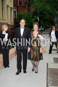 Thomas Krahenbul,Dorothy  Kosinski,Phillips Collection Gala 2011.May 13,2011,Kyle Samperton