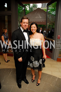 Ed Henry,Shirley Henry,Phillips Collection Gala 2011.May 13,2011,Kyle Samperton