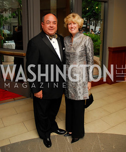 Joe Suarez,Beth Suarez,Phillips Collection Gala 2011.May 13,2011,Kyle Samperton
