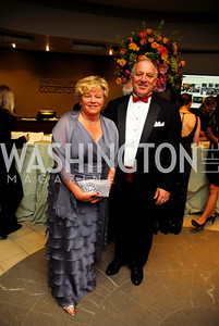 Louise Akerbloom,Jean Paul Senninger,Phillips Collection Gala 2011.May 13,2011,Kyle Samperton