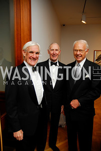 Porter Gross,John Macomber,Roger Sant,Phillips Collection Gala 2011.May 13,2011,Kyle Samperton