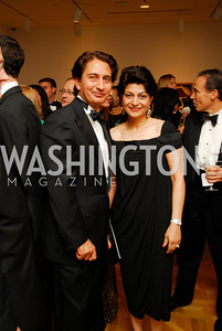 Said Jawad,Shamin Jawad,,Phillips Collection Gala 2011.May 13,2011,Kyle Samperton