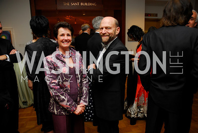 Joan Fabry,Michael Klein,Phillips Collection Gala 2011.May 13,2011,Kyle Samperton