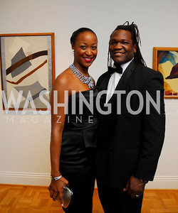 Sonji Robinson,Andre Joyner,Phillips Collection Gala 2011.May 13,2011,Kyle Samperton