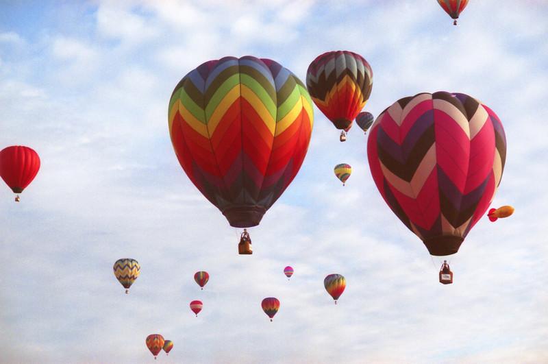 Hospice Balloon Festival
