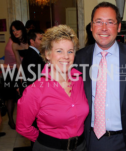 Dawn Murray,Chip Wheeler,Pink Tie Party,March 23,2011,Kyle Samperton