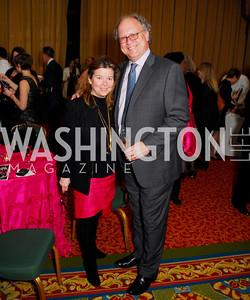 Linda Donovan,John Donovan,Pink Tie Party,March 23,2011,Kyle Samperton