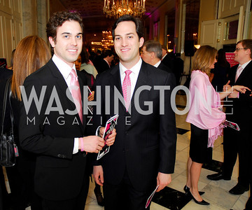 Andy Smith,Carl Holshouser,Pink Tie Party,March 25,2011,Kyle Samperton