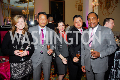 Sarah Morris,Chang Park,Michelle Desrossiers,David Kim,Michael Pelissier,Pink Tie Party,Kyle Samperton