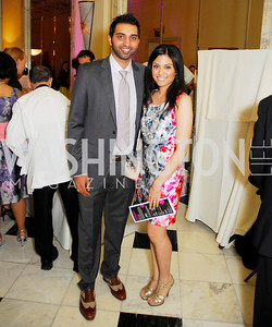 Vik Bhatia,Ritu Bhatia,Pink Tie Party,March 25,2011,Kyle Samperton