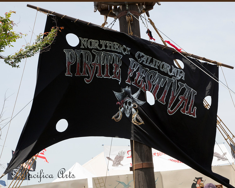 Welcome all ye Scurvy Dogs & Piratical Primates to the Northern California Pirate Festival in Vallejo, CA!  ARRRRRGGGGGHHHH!!!