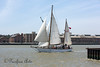 """The Nehemiah is a classic wooden cruising ketch.  She was built in 1971, and is 57 feet in length.  Here's the link to more information on this pretty ship:  <a href=""""http://www.sailingacross.com/"""">http://www.sailingacross.com/</a>"""