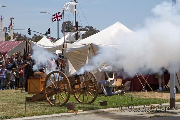 Northern California Pirate Festivals - Vallejo, CA