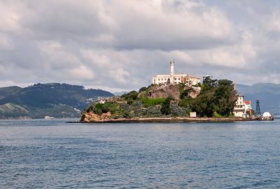 Alcatraz Island  4/2016