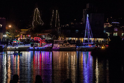 Christmas Lighted Boat Parade