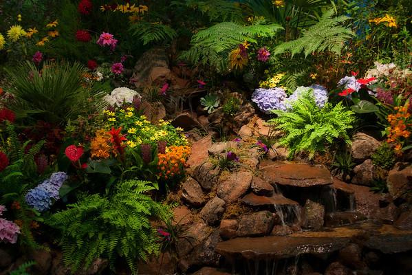 Indoor gardens...