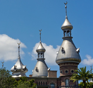 University of Tampa - Minarets