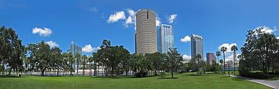 Tampa, FL - Skyline
