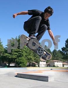 Skateboarding 0965