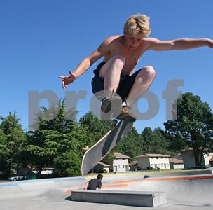 Skateboarding 0969