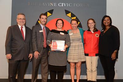2014 City Year Boston Champions Reception
