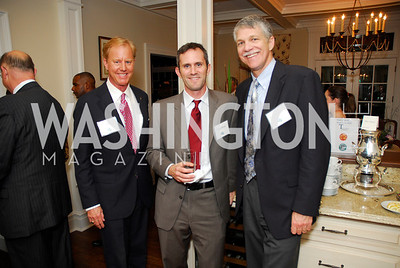 Will Baker,Rick Monk.Tom Kiernan,October 13,2011,Potomac Conservancy Gala,Kyle Samperton