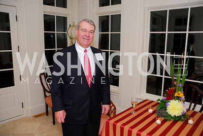 Walter Moore,October 13,2011,Potomac Conservancy Gala,Kyle Samperton