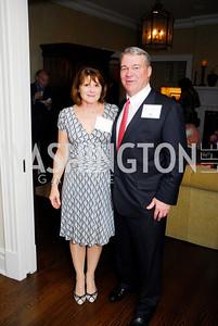Patricia Moore,Walter Moore,October 13,2011,Potomac Conservancy Gala,Kyle Samperton