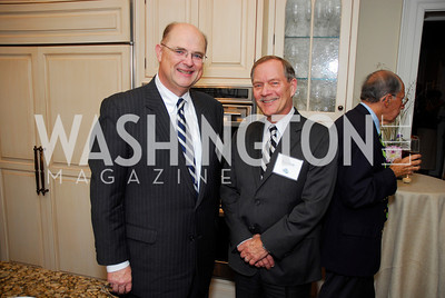 Tracy Mehan,Ken Kirk,October 13,2011,Potomac Conservancy Gala,Kyle Samperton