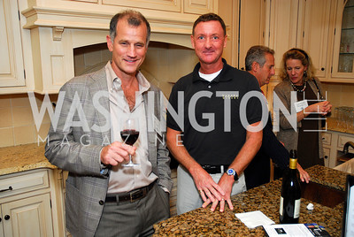 Ross McNair,Todd Hicks,October 13,2011,Potomac Conservancy Gala,Kyle Samperton