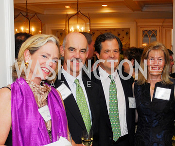 Trish Pinkard,Robert Pinkard,Simon Sidamon -Eristoff,Nancy Sidamon-Eristoff,October 13,2011,Potomac Conservancy Gala,Kyle Samperton