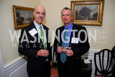 Robert Pinkard,Bill Alsop,October 13,2011,Potomac Conservancy Gala,Kyle Samperton