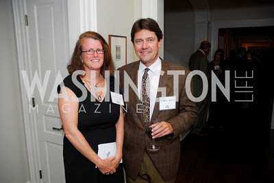 Anne Sundermann,Mark Betts,October 13,2011,Potomac Conservancy Gala,Kyle Samperton