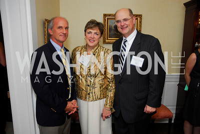 Burt Gray,Mary Mehan,Tracy Mehan,October 13,2011,Potomac Conservancy Gala,Kyle Samperton